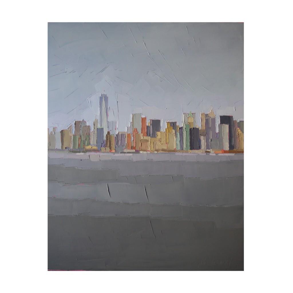 NEW YORK 65×81 vendu