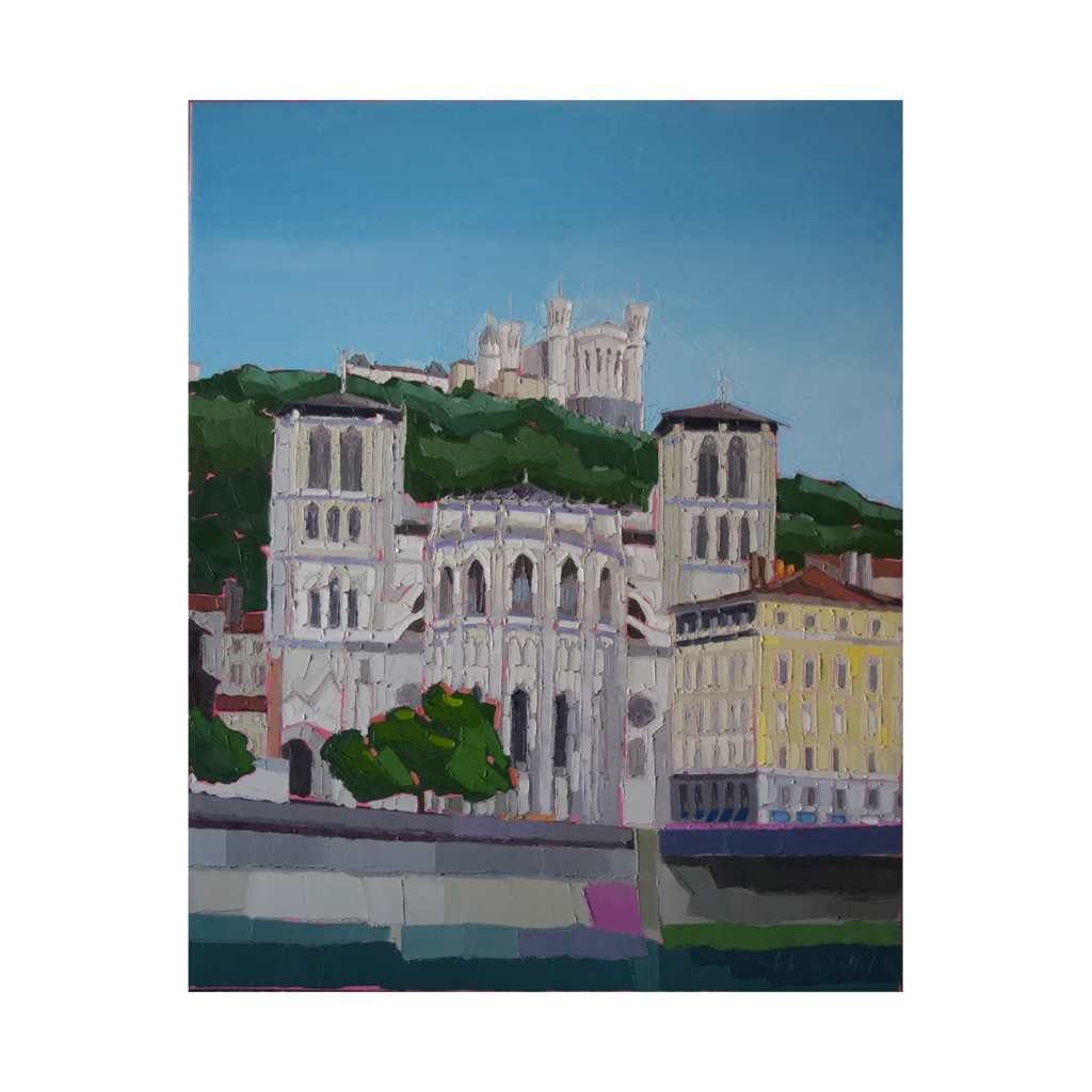 FOURVIERE ET SAINT JEAN 65×81