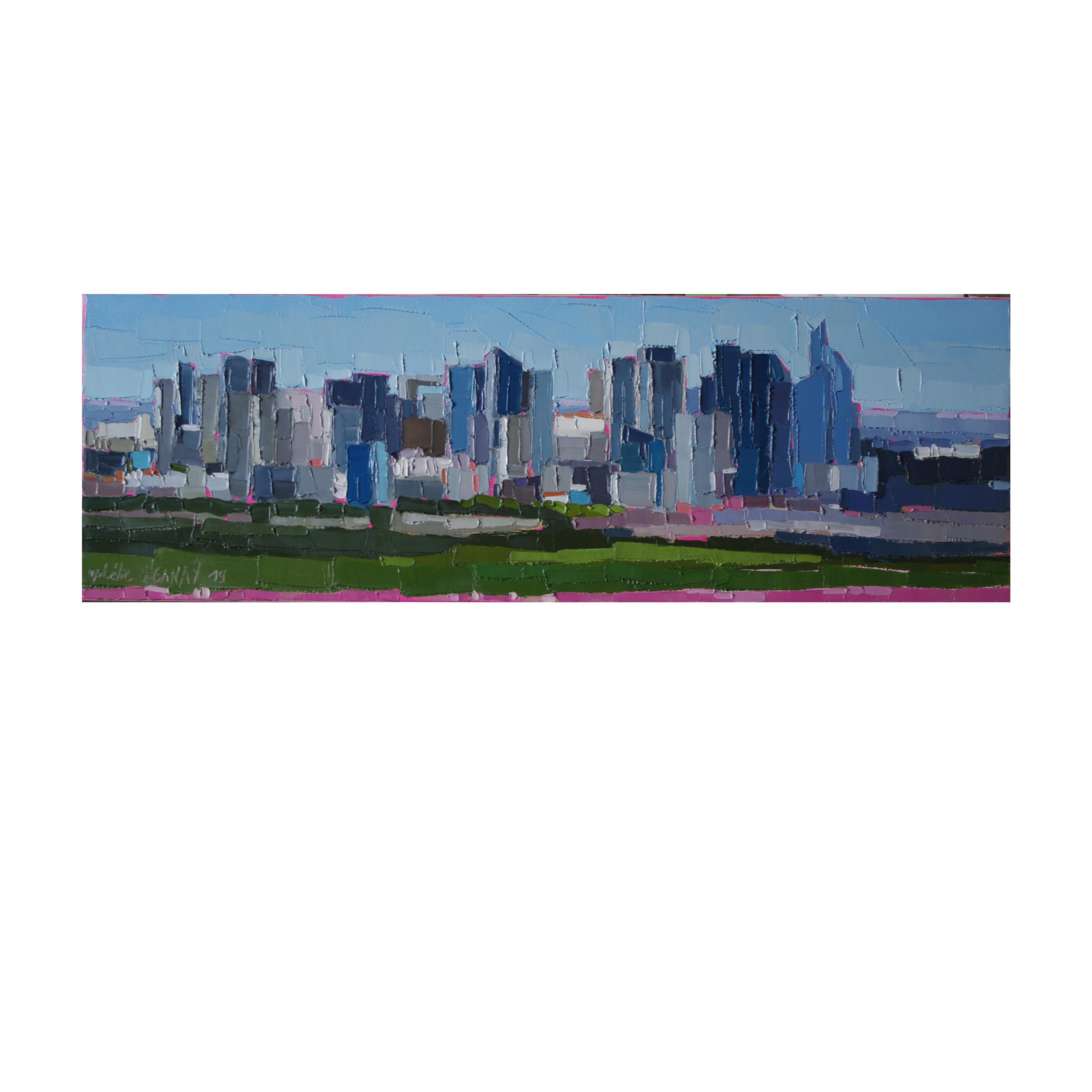 PARIS LA DEFENSE 75×25