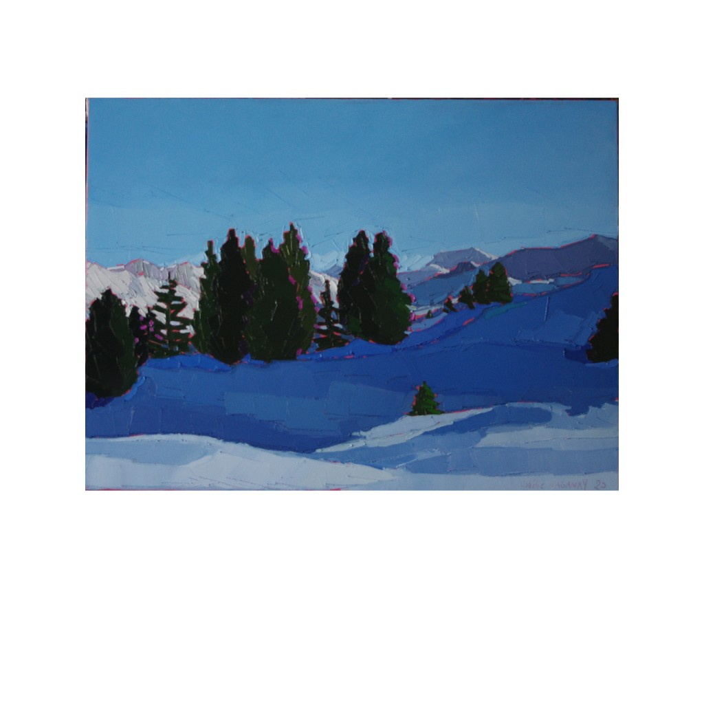 A ARECHES 73×54