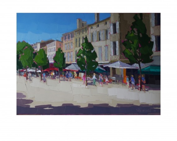 COURS MIRABEAU 92×65