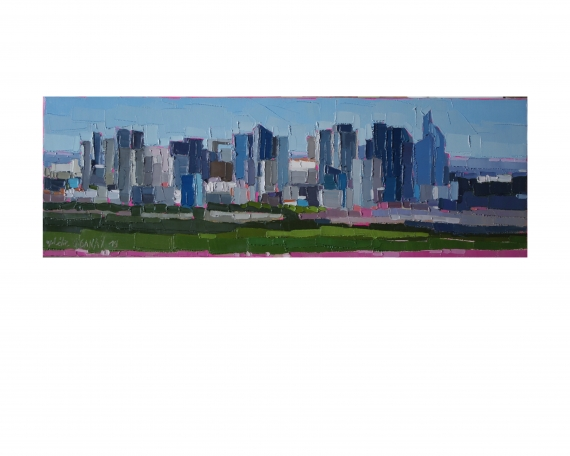 PARIS LA DEFENSE 75×25